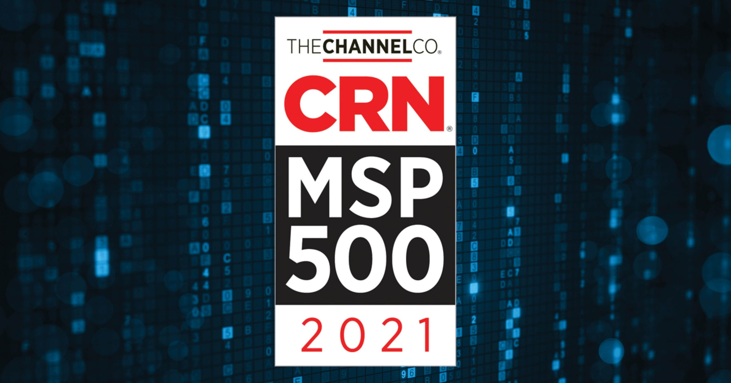 2021 CRN MSP 500 motivit